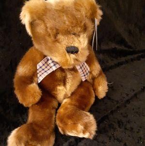 Plush Brown Teddy Bear